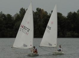 2. Ein- und Zweimannboot 2006