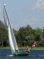 1. Zweimannboot 2007