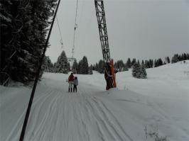 Skiausfahrt zum Boedele