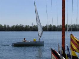 Einmannboot 2008