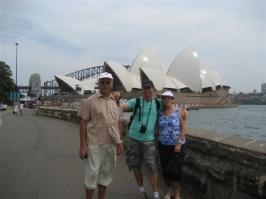 Haschi in Australien