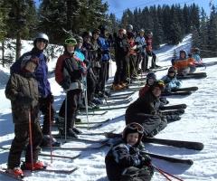 Skiausfahrt 2009 nach Balderschwang