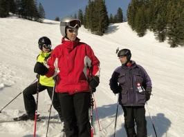 Skiausfahrt 2012 nach Balderschwang